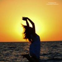 Прекрасный закат. :: Анастасия