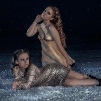 Песочные  леди :: Anna Dontsova