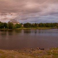 Вечерний пейзаж :: Константин