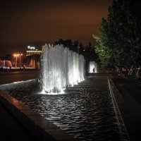 Площадь фонтанов Питер :: Рома Григорьев