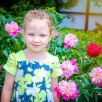 Самая невинная и чистая любовь – это любовь матери к ребенку… :: Наталья Александрова