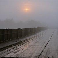 Борьба солнца с туманом :: cfysx