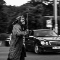 Бегущий человек :: Artem Zelenyuk