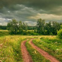 Дождливое лето. :: Kassen Kussulbaev