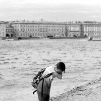 На берегу :: Анна Янн