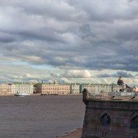 Санкт-Петербург. Вид с Петропаловской крепости :: Павел Голубев