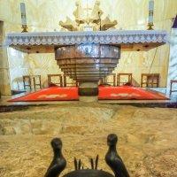 Иерусалим, Гефсиманская базилика, Камень Агонии :: Игорь Герман