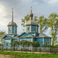 Поим, Пензенской. Церковь Покрова Пресвятой Богородицы (1903) :: Владимир Дороненко
