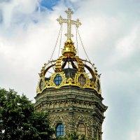 Церковь в Дубровицах :: Irina