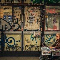 street of Saraevo :: Alena Kramarenko