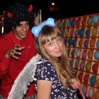 Ангел и демон :: Максим Ткаченко
