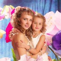 Феи в стране цветов :: Inna Melgunova