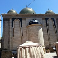Мечеть возле горы Кок-Тюбе, г. Алма-Ата :: Асылбек Айманов