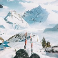 Hardcore Skier :: Иван Клейн