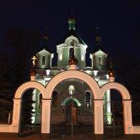 Святое место :: Александр Жукович
