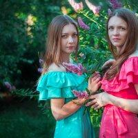 Сестры :: Оксана Жданова
