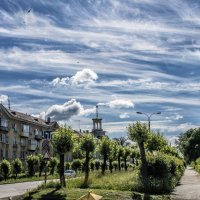 summer sky :: Dmitry Ozersky