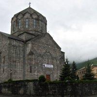 Церковь Сурб Григор Нарекаци :: Volodya Grigoryan