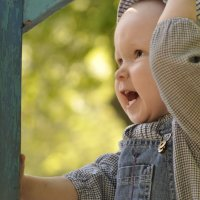 Утро в детском саду :: Елена Киричек