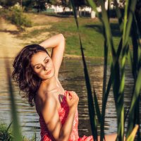 летняя прогулка :: Лидия Веселова