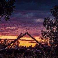 Вечер в деревне :: Антон Васильев