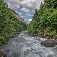 река Большая Лаба :: Аnatoly Gaponenko