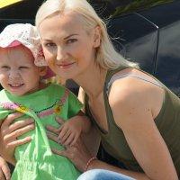 Самая лучшая мама :: Андрей Горячев