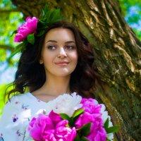 портрет :: Ванда Азарова