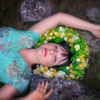 Глазами в небо... :: Ольга Егорова