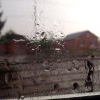 Дождь... :: Екатерина Кияшко