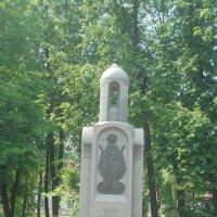Памятник 2000 лет Рождества Христова :: ДС 13 Митя