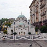 Собор Святого Саввы (Сербская православная церковь) :: Галина R...