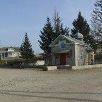 Часовня  в  Городенке :: Андрей  Васильевич Коляскин
