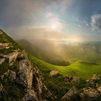 Весенний туман на Джуце :: Фёдор. Лашков