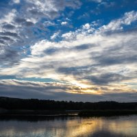 А у реки... :: Кирилл Богомазов