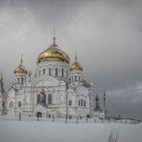 Белагорский монастырь :: Надежда Шемякина