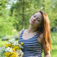 в ожидание чуда :: Diana Bunina