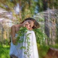 Грустный Ангел :: Римма Алеева