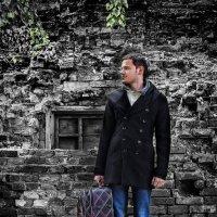 Future wonder traveller. :: Виталий Шерепченков