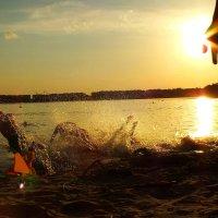 вечернее купание :: Александр Прокудин