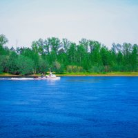 Река Кеть :: Анастасия Колмакова