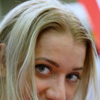ох,эти женские глаза :: Олег Лукьянов
