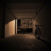 Ночной переулок :: Николай Агапитов