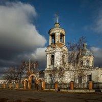 Церковь Михаила Архангела (Воронежская обл.,Терновский р-н, село Алешки) :: Анатолий __