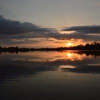 Два солнца. :: Виктор ЖИГУЛИН.
