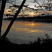 Летний закат... :: Александр Попов