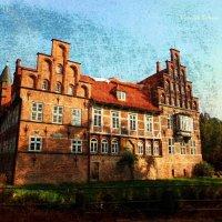 """Гамбург. Замок """"Бергедорф"""" :: Nina Yudicheva"""