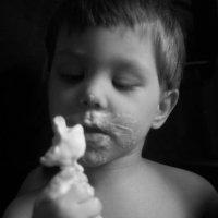мороженое :: Дмитрий Барабанщиков