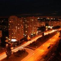 Ночной город :: Никита Михайлов