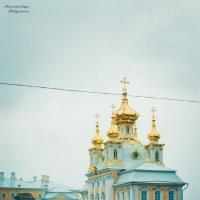 Петергоф :: Анастасия Жигалёва